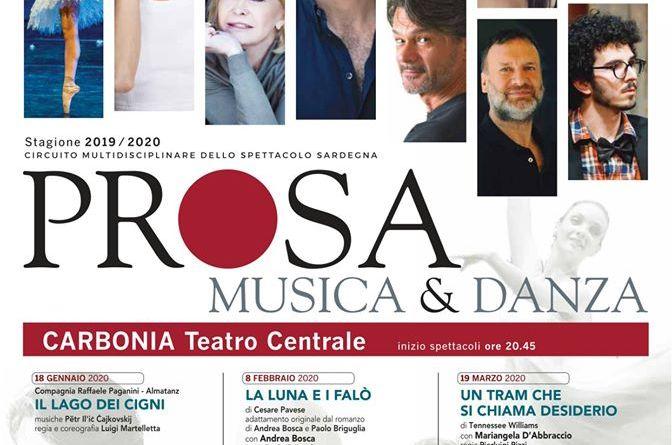 """Carbonia. Sabato 18 """"Il Lago dei Cigni"""" apre la stagione al Teatro Centrale"""