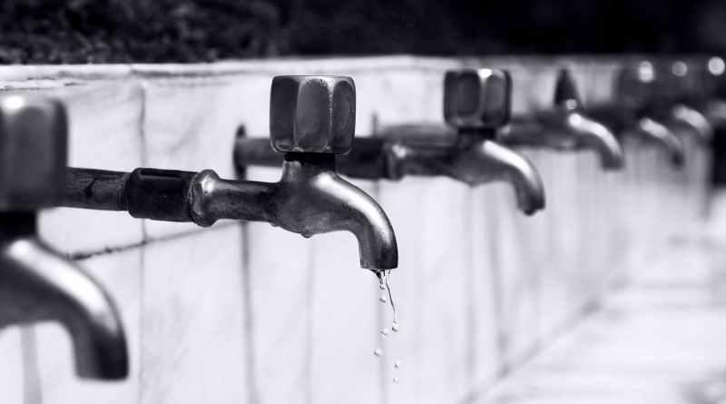 Carbonia, mercoledì 26 interruzione idrica tra via Cannas e viale Arsia