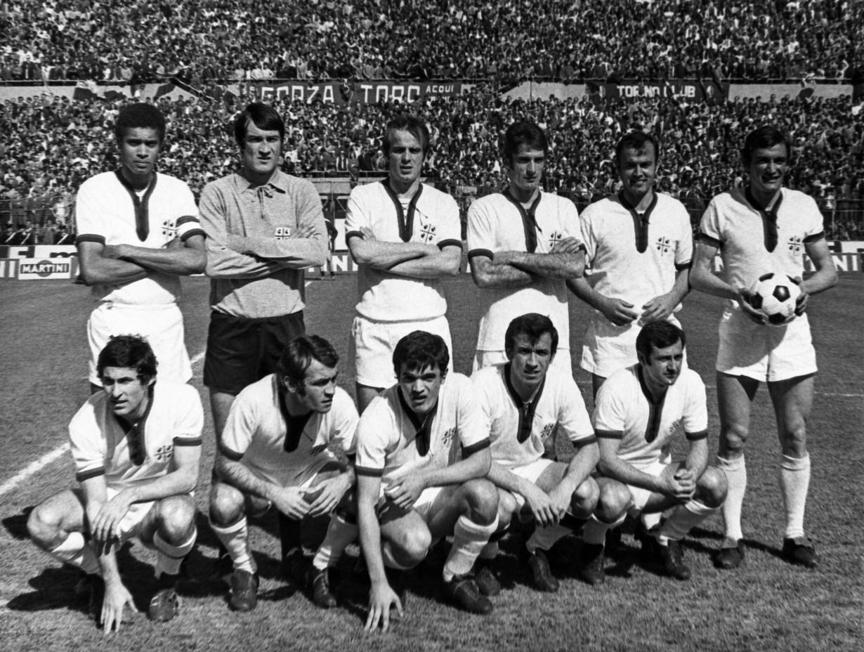 Formazione Cagliari 1969-1970