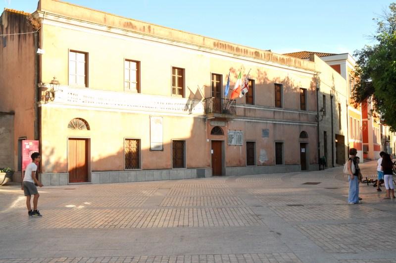 Il municipio di Villamassargia