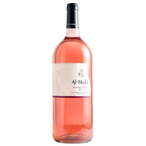 Vinho Rosé - Al-mudd Negra-Mole 2019 Magnum - Vinho Regional Algarve