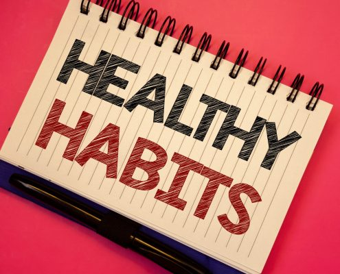 healthy habits with msm sulfur health