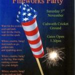 Culworth Fireworks