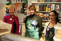 Andrea Leadsom visit