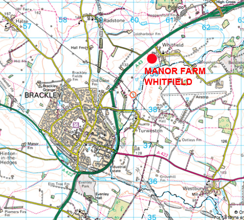 Manor Farm Map