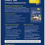 Local Plan 2A – A3 poster.indd