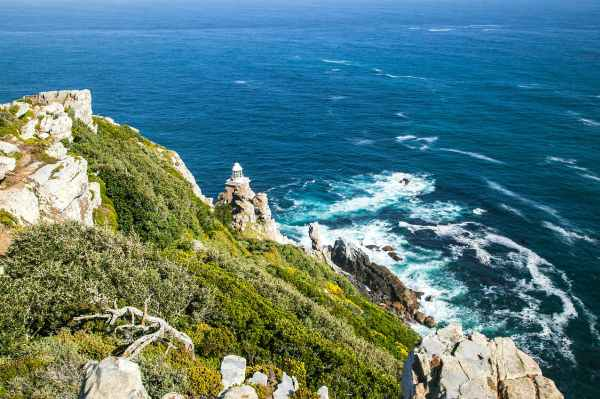 Sudafrica cape point