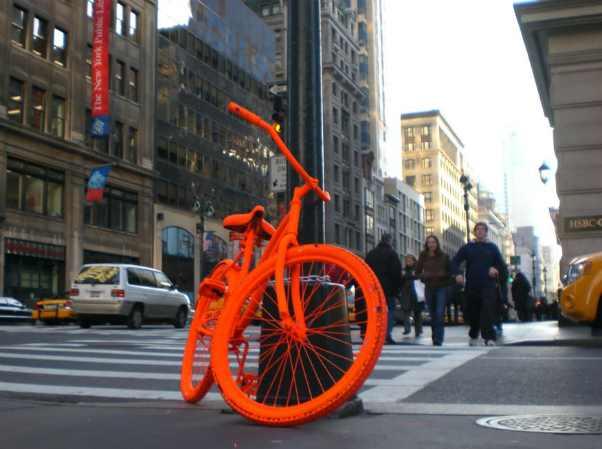 bici new york
