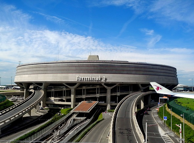 Aeroporto CDG Parigi