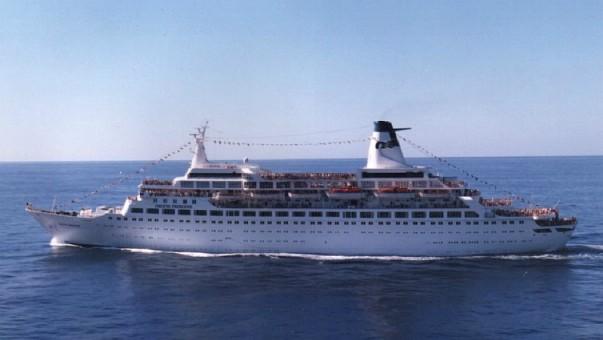 Pacific princess Love Boat