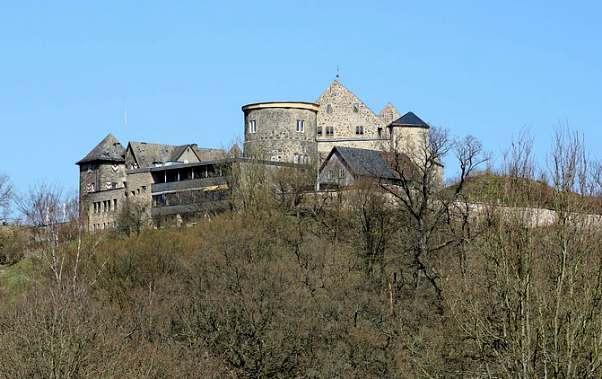 castello di Sababurg, Hofgeismar