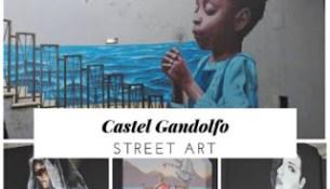 street art castel gandolfo