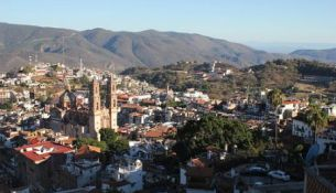 panorama Taxco