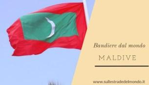 bandiera delle maldive
