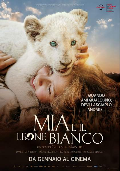 MIA e il Leone Bianco locandina