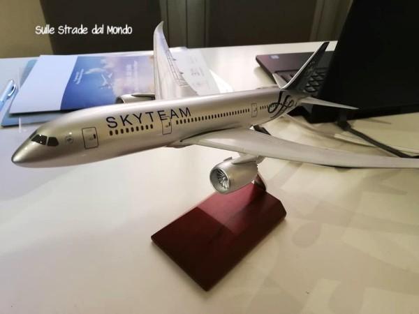 SkyTeam, un'alleanza per volare in alto