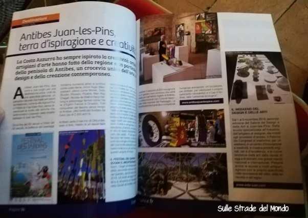 rivista turismo francese