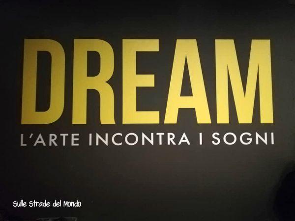 Mostra Dream al Chiostro del Bramante