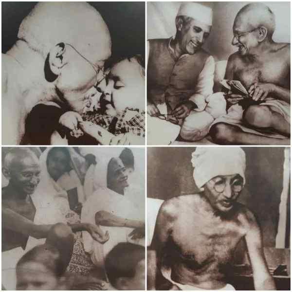 foto Mostra Gandhi