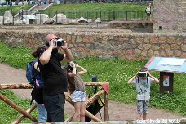 bambini circo maximo experience