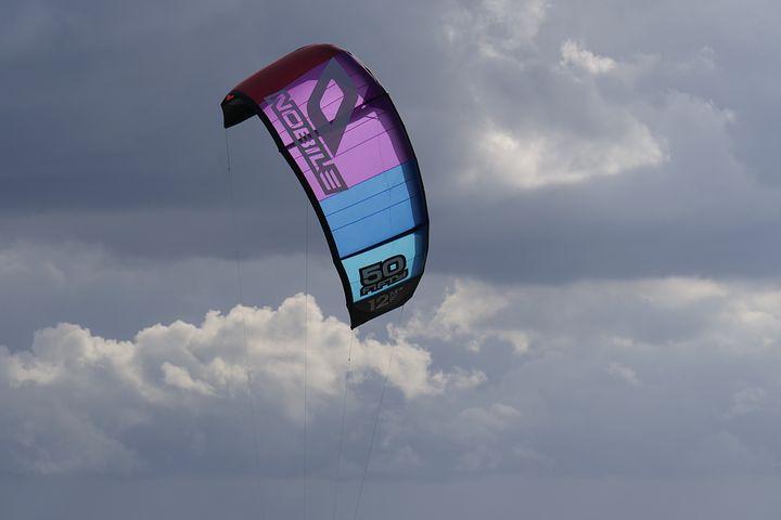 Kitesurf a lesina