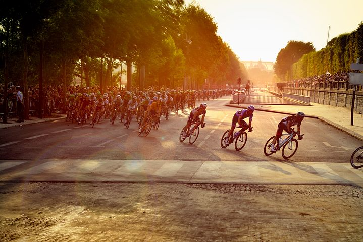 Tour de France Parigi