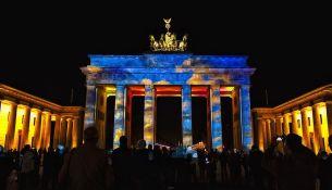 Porta di Brandeburgo Berlino