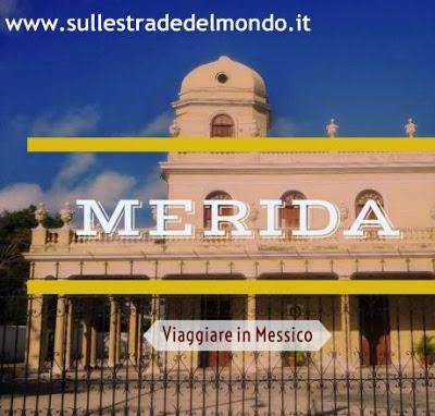 Mérida Yucatan cosa vedere
