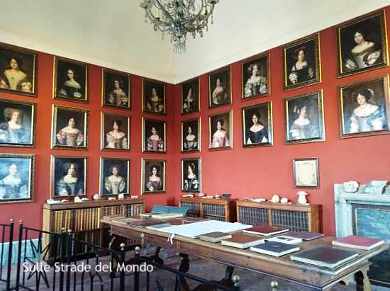 sala delle belle