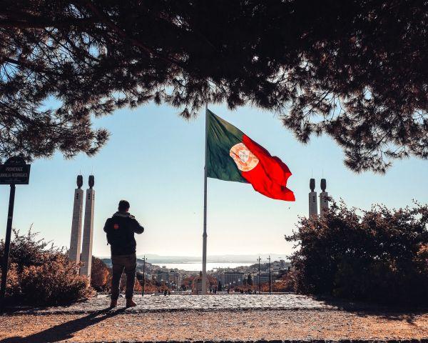 La bandiera portoghese ha un significato profondo