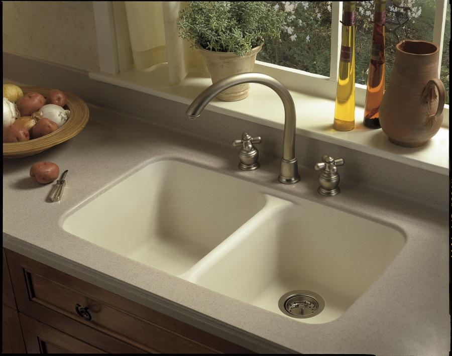 Corian® Model 850 Integral Sink