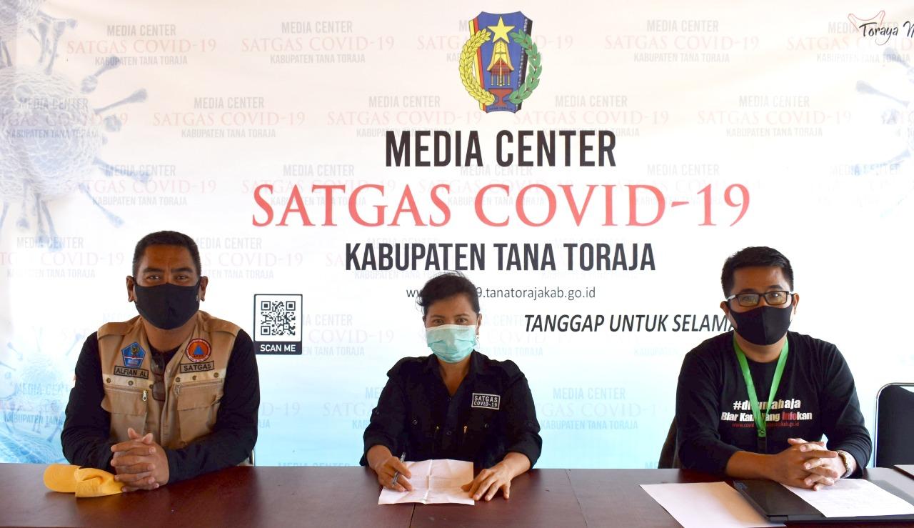 Pengumuman Tim Gugus Covid-19 Toraja mengenai Pasien 08 Covid-19 yang Meninggal Dunia