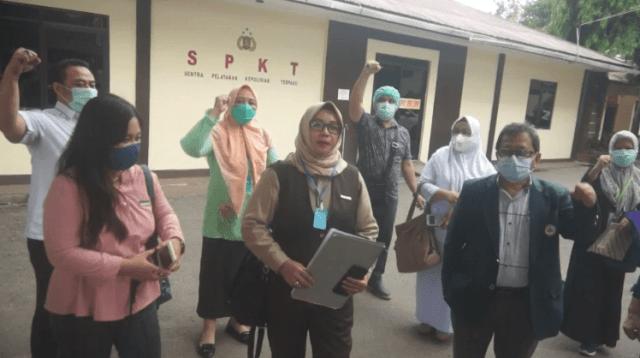 Sejumlah Dokter dan Tenaga Kesehatan di Provinsi Gorontalo