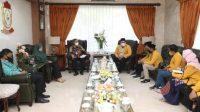 Pj Wali Kota Dorong IPM Jadi Duta Edukasi Covid-19
