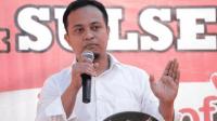 Wakil Gubernur Sulawesi Selatan A Sudirman Sulaiman