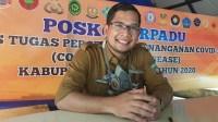 Juru Bicara Gugus Tugas Percepatan Penanganan Covid-19 Kab Pangkep, dr Annas Ahmad Maemal