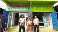 Crew Bekam Gowa