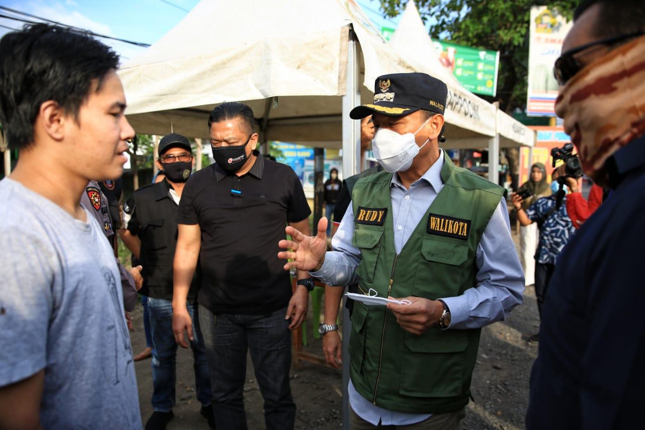 Pj Walikota Makassar Rudy Djamaluddin