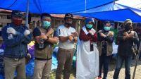 Rapid Test di Pasar Tolada Malangke, Luwu Utara.