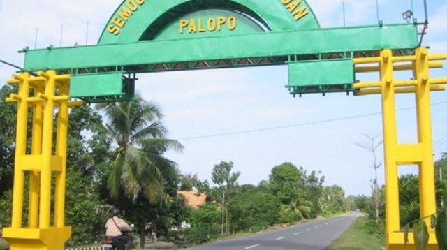 Gerbang Masuk Kota Palopo