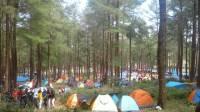 Ribuan pendaki di Gunung Bawakaraeng