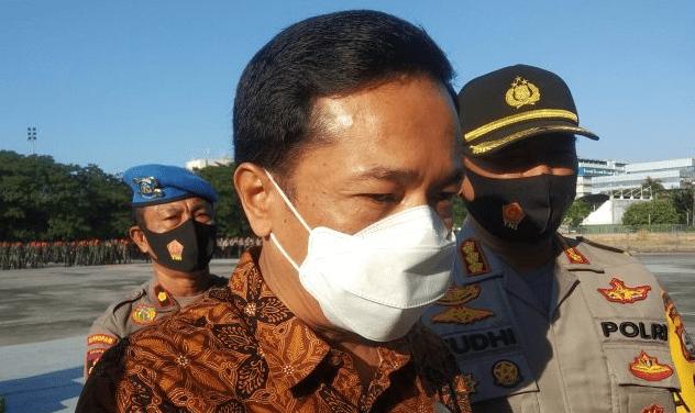Walikota Makassar Rudy Djamaluddin