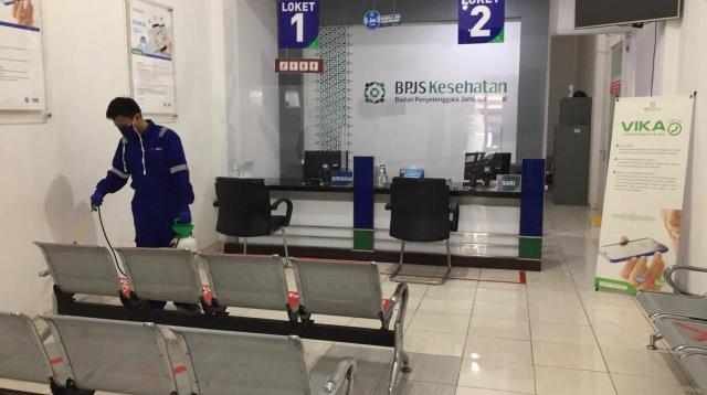 Kantor BPJS Kesehatan Makassar