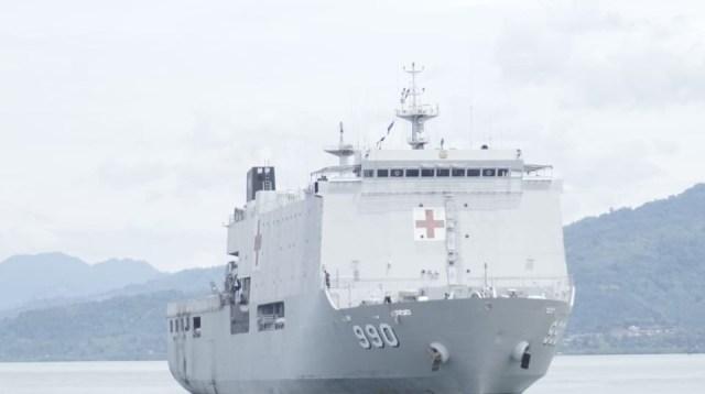 KRI dr Soeharso-990 (SHS-990)