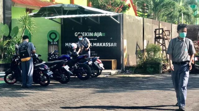 Suasana MAN 2 Model Makassar