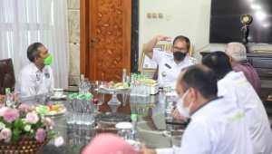 Wali Kota Makassar Moh. Ramdhan Pomanto