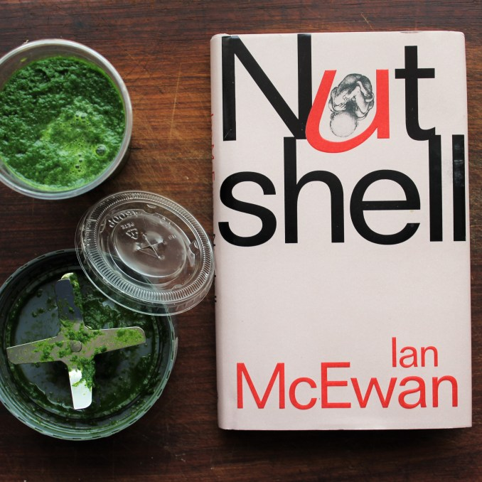 Review of Nutshell by Ian McEwan.
