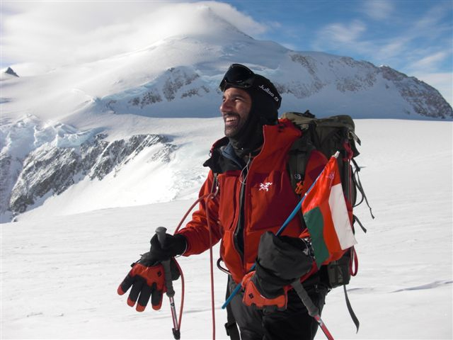 Summit Day: South Pole Expedition (6/6)
