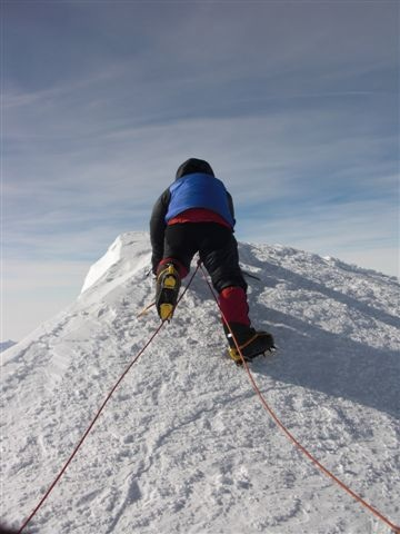 Summit Day: South Pole Expedition (3/6)