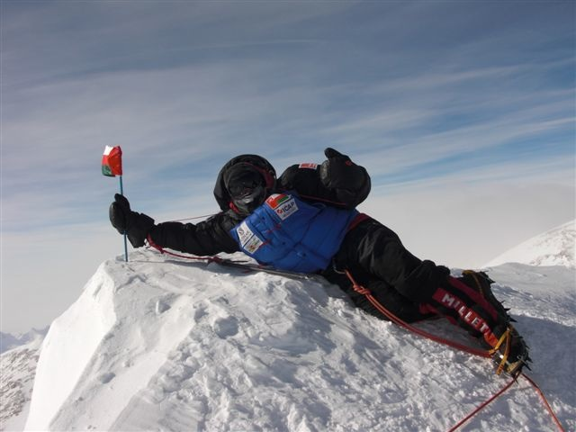 Summit Day: South Pole Expedition (5/6)